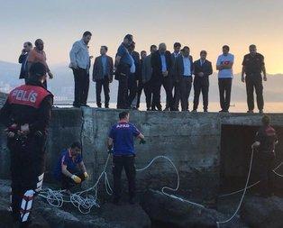 Kanalizasyona düşen işçi ölü bulundu