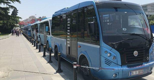 İstanbul'da minibüsçülerden yüzde 35 zam talebi