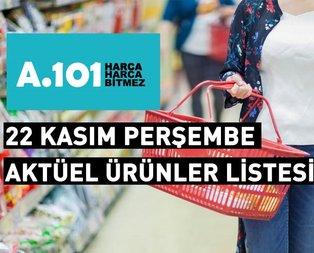 A101 aktüel ürünler kataloğu indirimli ürünler listesi
