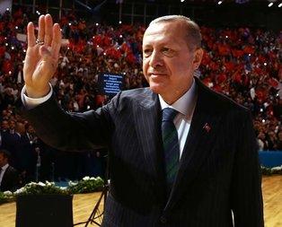 Başkan Erdoğan'dan kritik mesai