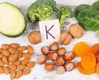 Morarmanın suçlusu K vitamini