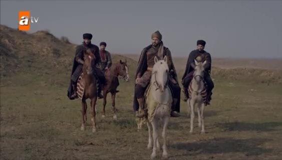 Celaleddin, Moğol sınır devriyesini perişan etti! Dilini keserim!