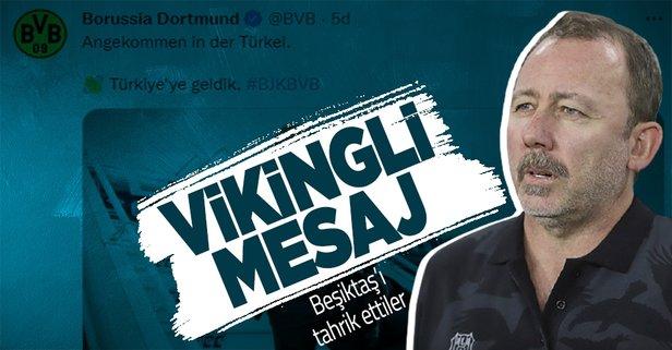 Borussia Dortmund İstanbul'da
