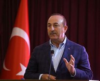 Bakan Çavuşoğlu'ndan kritik açıklama