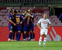 Barcelona ve Münih çeyrek finalde!