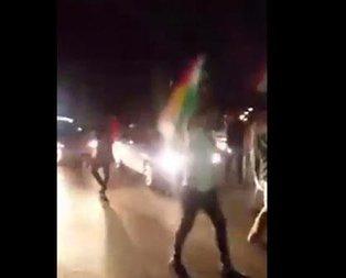 Barzani Kerkükte ateşle oynuyor! PKK sloganı attılar...
