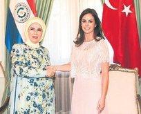 First Lady'lerden koronavirüs dayanışması