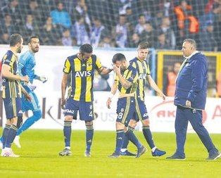 Fenerbahçe'de valbuena şoku!