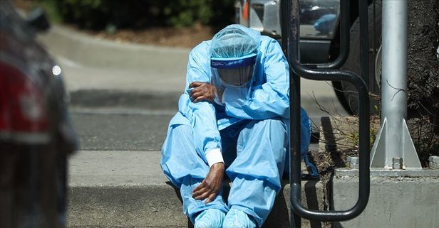 ABD kabusu yaşıyor! Koronavirüs bilançosu artıyor