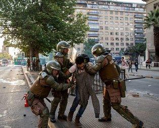 Şili'de acil durum ilan edildi