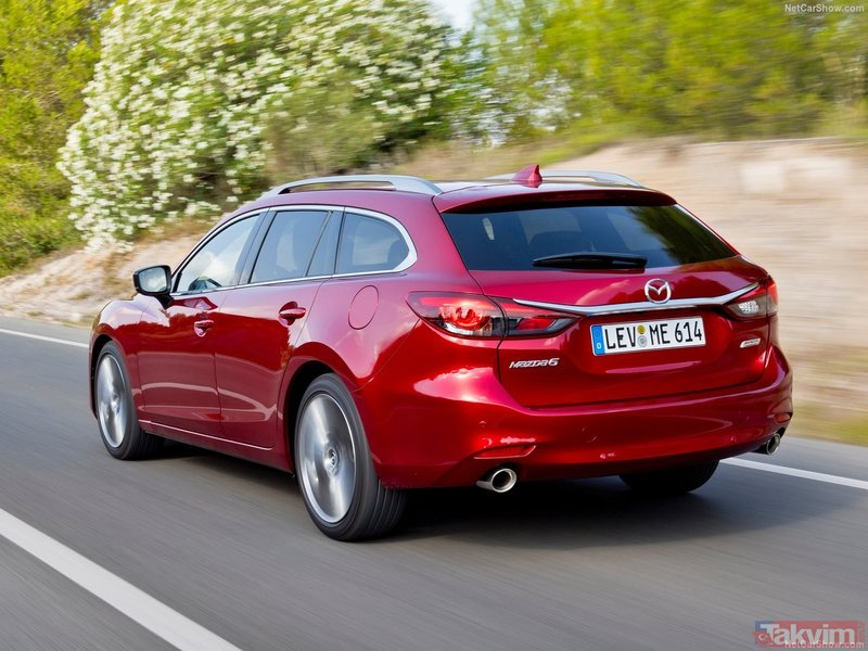 2019 model Mazda 6'nın Türkiye'ye geliş tarihi belli oldu! Mazda 6'nın Türkiye'deki satış fiyatı ne kadar olacak?