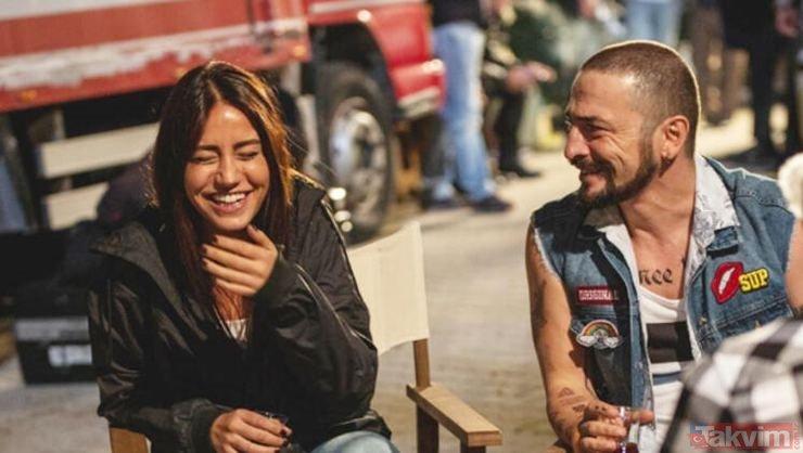Ahmet Kural'ın sevgilisine bakışları sosyal medya gündemine oturdu: Adam aşık!