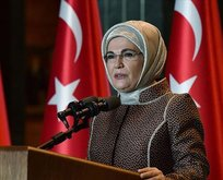 Emine Erdoğan'dan Kadir Gecesi mesajı