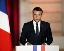 TBMM Başkanı Şentop'tan Macron'a sert tepki!