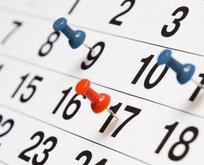1 Nisan Pazartesi günü idari izin var mı? Bankalar açık mı?