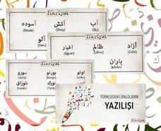 Osmanlıca dersleri Fikriyat'ta devam ediyor!
