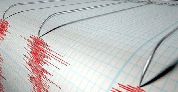 6.2 büyüklüğünde depremle sarsıldılar