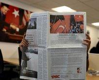 Washington Post'ta 15 Temmuz ilanı