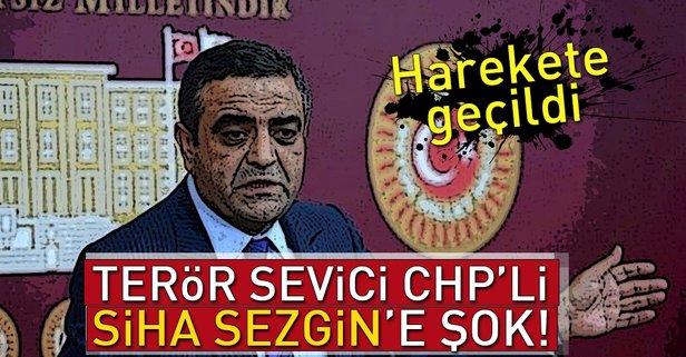 CHP'nin PKK sevici vekiline şok!