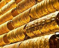 Rekor destek! 3 günde 1 ton altın bozdurdular