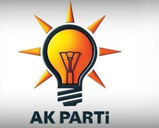 AK Parti Samsun ilçe belediye başkan adayları belli oldu