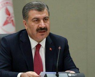 Son dakika: Sağlık Bakanı Fahrettin Koca 10 Haziran Kovid-19 vaka sayılarını açıkladı
