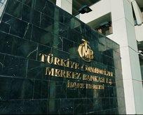 Merkez Bankası'nın resmi rezerv varlıkları arttı