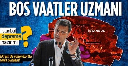İstanbul büyük depreme ne kadar hazır?