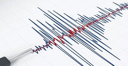 Fiji'de 6,2 büyüklüğünde korkutan deprem