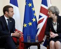 İngiltere ve Fransa'dan Suriye açıklaması