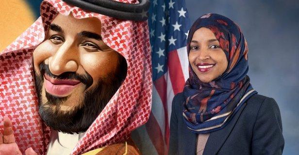 Kongre'de Suudi Prens'e yaptırım tasarısı