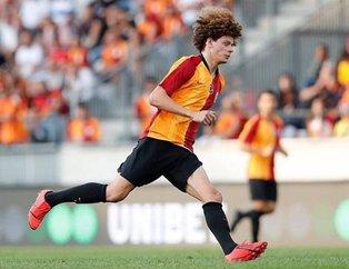 Galatasaray Leipzig maçını kaybetti ama onu kazandı! Erencan Yardımcı kimdir, kaç yaşında?
