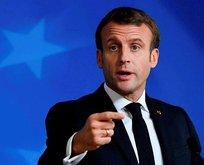 Macron istifa edecek iddiası!