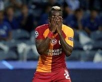 Galatasaraylı yıldıza şike şoku