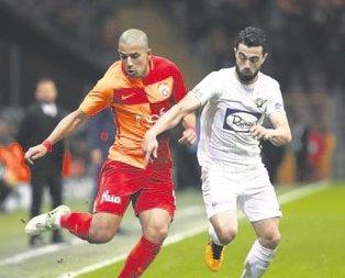 Uzun yıllar Galatasaray'da kalacağım