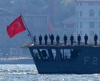 'Mavi Vatan Tatbikatı'ndan dönen gemiler Boğaz'dan böyle geçti (Mavi Vatan Tatbikatı nedir)