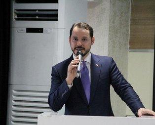 Berat Albayrak: Daha aktif bir yatırım sürecenin başladı