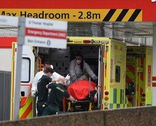 İngiltere'de koronavirüs vaka sayısında patlama! Pandeminin başından bu yana en yükseği...