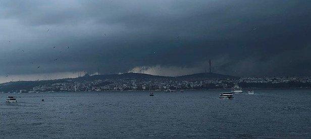 Son dakika! Meteroloji'den kuvvetli yağış uyarısı! 22 Ağustos hava durumu