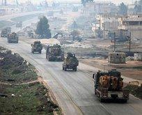 Gözler İdlib'de