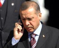 Erdoğan'dan Gül'e taziye telefonu