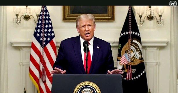 Trump'tan Kovid-19 çağrısı: BM, Çin'i sorumlu tutmalı