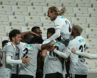 Beşiktaş, Cyle Larin'in golüyle evinde Malatya'yı mağlup etti