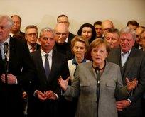 Almanyada hükümet krizi