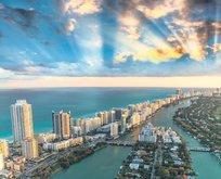 Miami'de Hatay sofrası