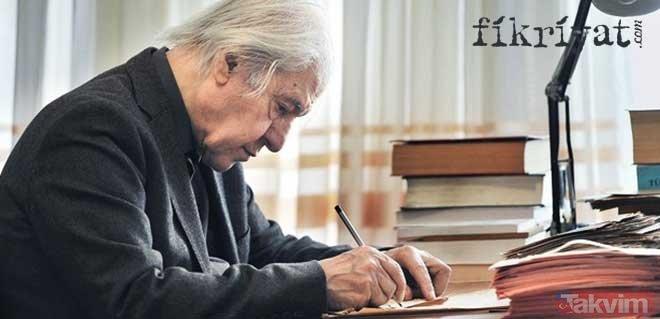 Usta yazar Nuri Pakdil hayatını kaybetti! Yedi Güzel Adam'ın ağabeyinin hayatı...