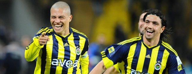 Alex De Souza Fenerbahçe'nin teklifine yanıt verdi!