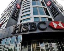 HSBC'den kur operasyonu