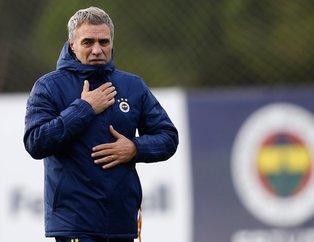 Fenerbahçe teknik direktörü Ersun Yanal kupa 11'ini belirledi!