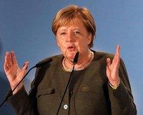 Merkelden flaş Kaşıkçı açıklaması